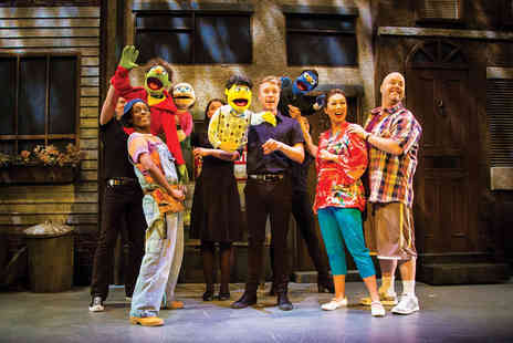 ATG Tickets - Band A ticket to see the multi award winning show Avenue Q   - Save 49%