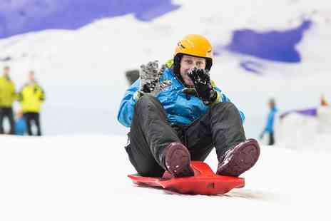 Chill Factor - Snow Park Pass For Two  - Save 60%