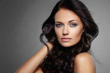 Bellisimo Hair Salon - Haircut, Blow Dry, and Conditioning Treatment  with Half Head  - Save 60%