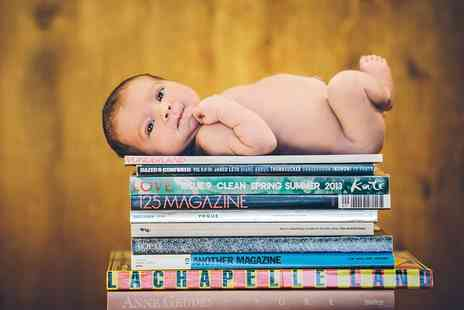 Studio1314 - Bump to Baby Photoshoot With Prints - Save 88%