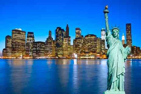 Deluxe Breaks - Eight night New York, San Francisco and Las Vegas break including all flights  - Save 37%