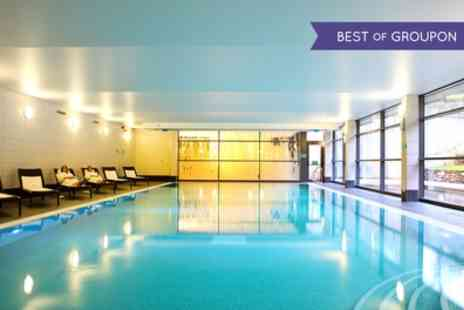 Norton House Hotel & Spa - Edinburgh Stay For Two With Breakfast, Spa Credit and Spa Access - Save 32%