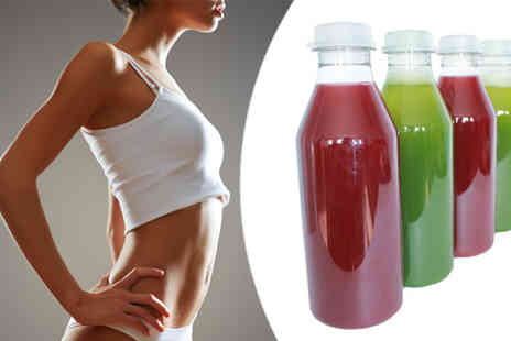 Healthy Stuff Online - Discount Cold Pressed Juice Programmes - Save 59%