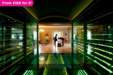 The Vineyard - Four night stay for two in Berkshire - Save 0%