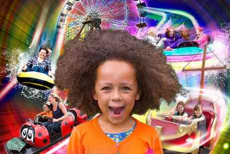 Lightwater Valley Attractions  -  Lightwater Valley Theme Park Entry With Queue Jump  - Save 33%
