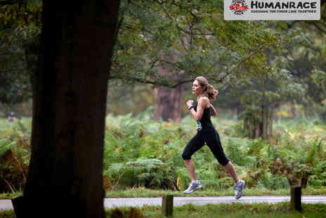 Richmond Park - Entry to Trick or Treat 5k or 10k Run London  - Save 0%