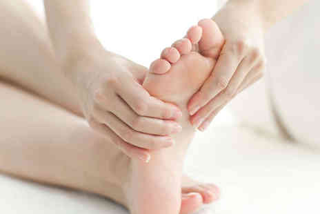 Beauty 2 - One or Three Hour Long Reflexology Sessions - Save 53%
