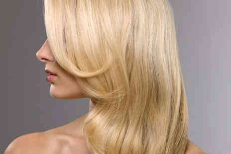 Amelia Hair and Beauty - Haircut and Blow Dry, with Half Head or Full Head of Highlights - Save 61%