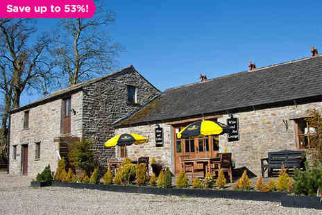 The Old Dairy Farm -Two nights stay for two with breakfast in  Yorkshire - Save 53%
