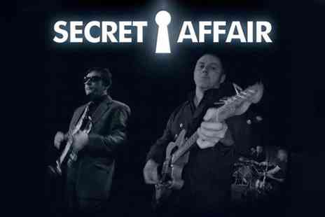 AGMP - One Ticket to See Secret Affair 28 November  - Save 30%