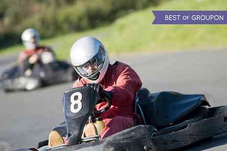 West Country Karting -  80 Laps of Go Karting - Save 75%