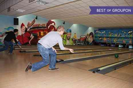 The Dunes South Shields - Bowling Party For Up to 12 Children - Save 64%