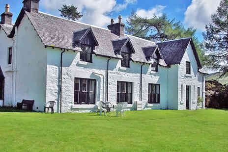 Taychreggan Hotel - One night stay in a Loch View Junior Suite for two with breakfast  - Save 47%