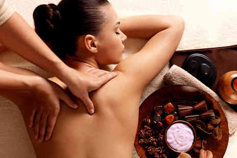 Amber Beauty  - A Choice of Facial, Massage or Both in Twickenham - Save 52%
