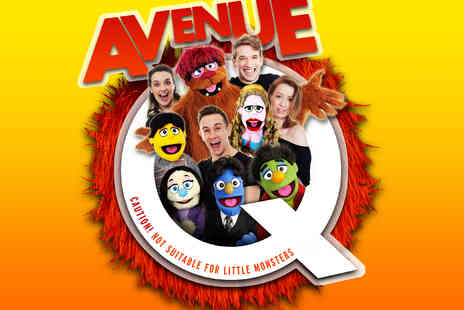 Ingresso - Avenue Q Tickets - Save 40%