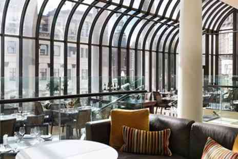 Le Meridien Piccadilly -  AA Rosette Three Course Dinner & Prosecco  - Save 0%