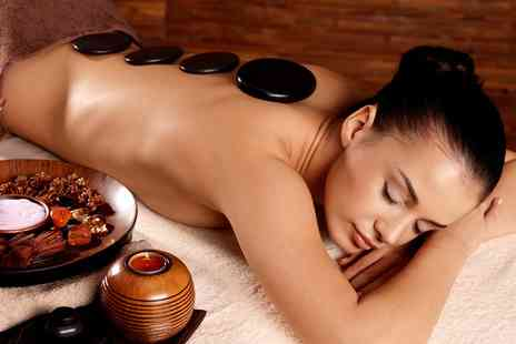 Sanook Spa -  Two Including Hot Stone Massage  - Save 42%