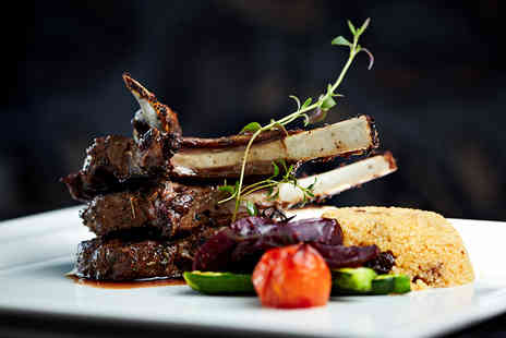The Mulberry Tree - Three course meal with a glass of wine each for two  - Save 51%