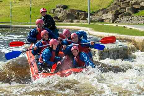 Tees Barrage International - White Water Rafting Experience For One - Save 0%