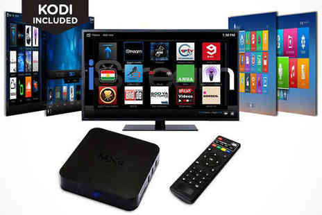 Mooch - Android Quad Core TV Box - Save 59%