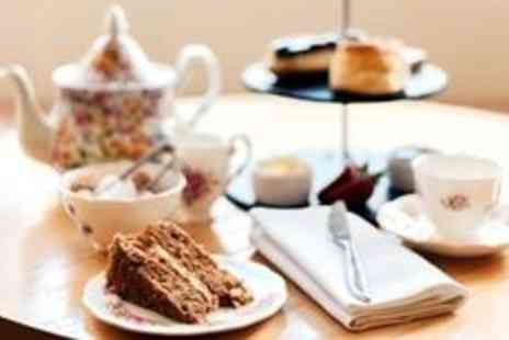 Gwestyr Emlyn Hotel - Afternoon tea and prosecco for two   - Save 0%