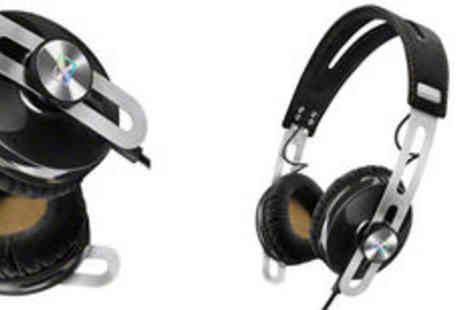 PRC Hi Fi & Video -  Sennheiser MOMENTUM on ear headphones with integrated remote  Plus Delivery - Save 0%