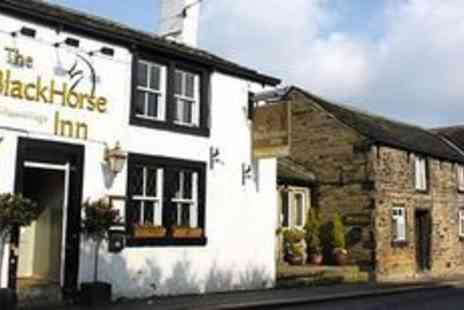 The Black Horse  - Meal for two   - Save 0%