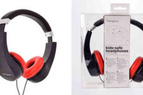 Sonic - Targus kids safe TA KDSF headphones in choice of colours - Save 0%