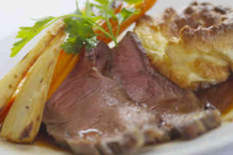 Hilton Bath City - Three course Sunday carvery lunch for two or four - Save 0%
