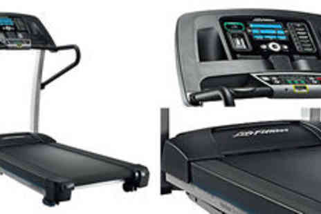 PRC Hi Fi & Video - Life Fitness F1 smart folding treadmill with smart console - Save 0%