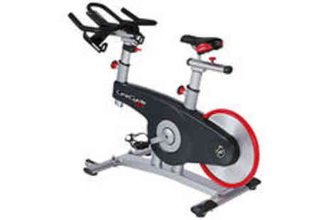 PRC Hi Fi & Video  - Life Fitness Lifecycle GX exercise bike with console plus delivery - Save 0%