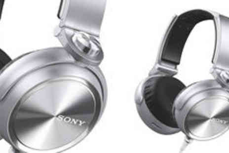 PRC Hi Fi & Video  - Sony MDRXB910S headphones FREE delivery - Save 0%
