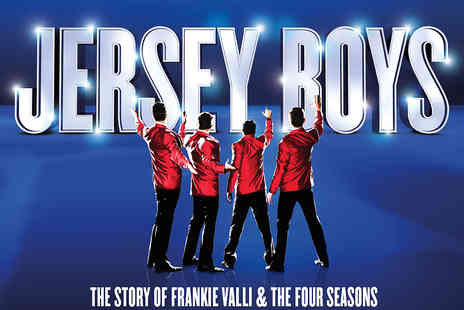 ATG Tickets - Jersey Boys Tickets  - Save 2%