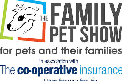 Stonegate - The Family Pet Show Tickets - Save 0%