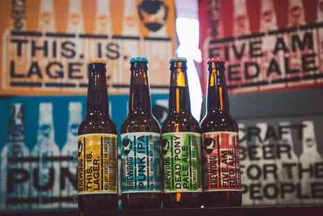 Brewdog All Deals - BrewDog Beer, Cheese, and Meats for Two - Save 0%