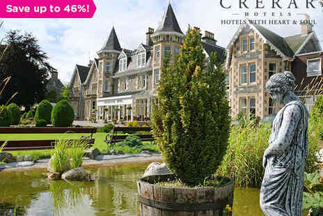 The Craiglynne Hotel - Two night stay for  two with breakfast - Save 46%