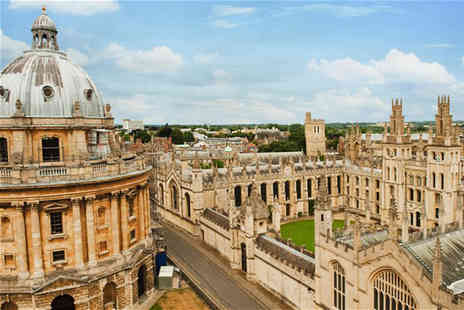 Day Tours London - Bus tour of Oxford, Stratford upon Avon and the Cotswolds   - Save 34%