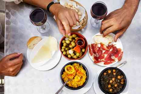 Six30 Bar - Tapas and Wine for Two - Save 0%