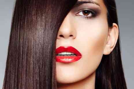 Colour Keys - Brazilian Blow Dry Treatment with Optional Cut and Finish  - Save 26%
