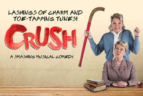 ATG Tickets - Crush Tickets  - Save 44%