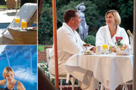 Spabreaks - Tempting tea and treatment day for one  - Save 0%
