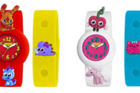 Quirky Deals - Kids Moshi Monster watch including spare strap - Save 0%