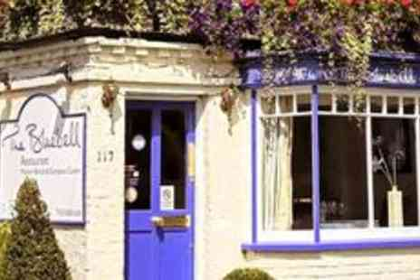 The Bluebell Restaurant - Five course tasting menu meal for two   - Save 0%