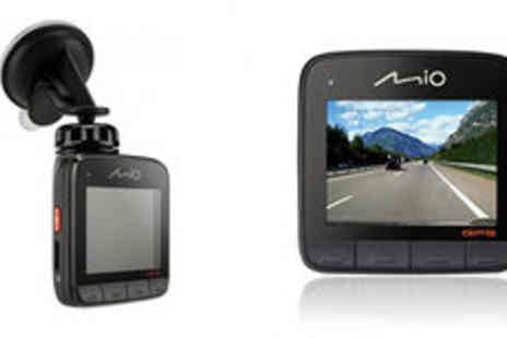 You Want Audio - Mio MiVue 538 Deluxe in car Drive Digital DVR video recorder Free Delivery   - Save 0%