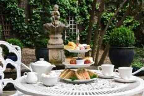 The academy - Afternoon tea for two with bottle of prosecco to share  - Save 0%