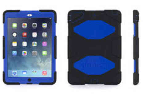 You Want Audio - Griffin GB36403 Survivor Extreme Duty case for iPad Air in black  - Save 0%