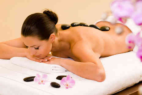 Palace Spa and Beauty - Hour long hot stone or warm bamboo massage  - Save 73%