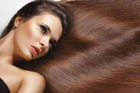 Millicents Hair and Beauty - Brazilian keratin blow dry   - Save 75%