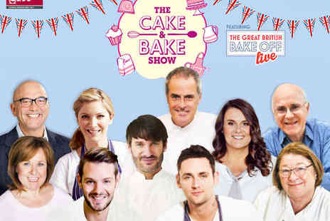 The Cake and Bake Show -  Ticket to The Cake & Bake Show  - Save 0%