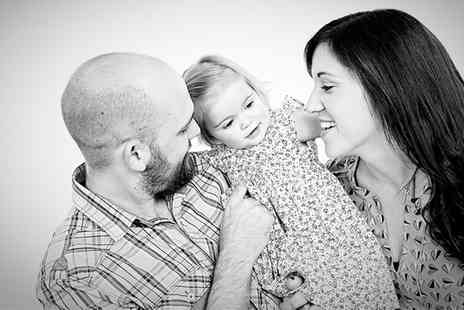 Daniel Moore Photography - Family Photoshoot With Five Prints - Save 40%